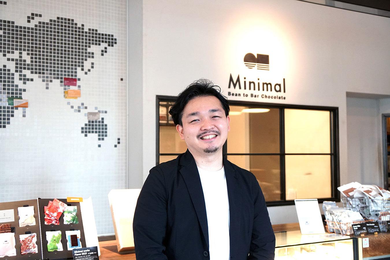 Minimal創業者がチョコレートづくりで発信する日本人の「美意識」