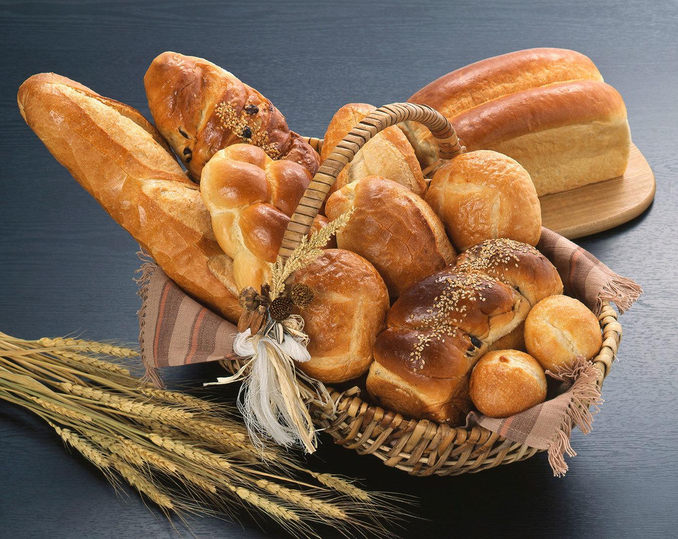 お国自慢を食べ比べ!世界のパンあれこれ