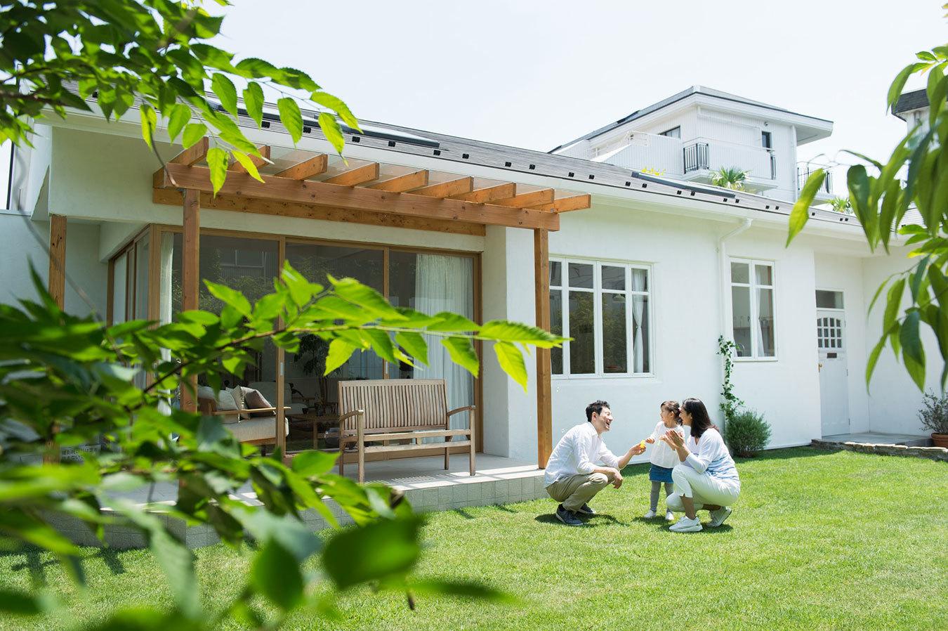 最新リフォーム技術で中古住宅を「未来」の住宅に!これからの住まいの選び方