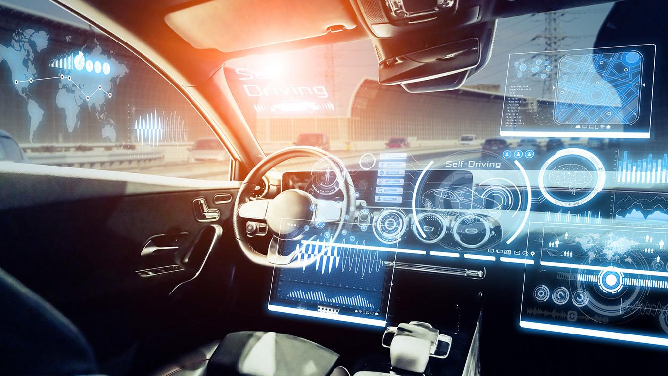 カーシェア時代を想定!スマート技術搭載の未来の車
