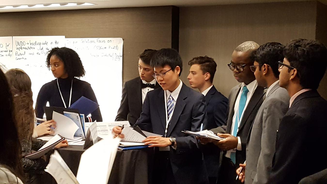 私が海外で学ぶ理由〜模擬国連最優秀賞・山田健人さんがめざす「未来のリーダーシップ」