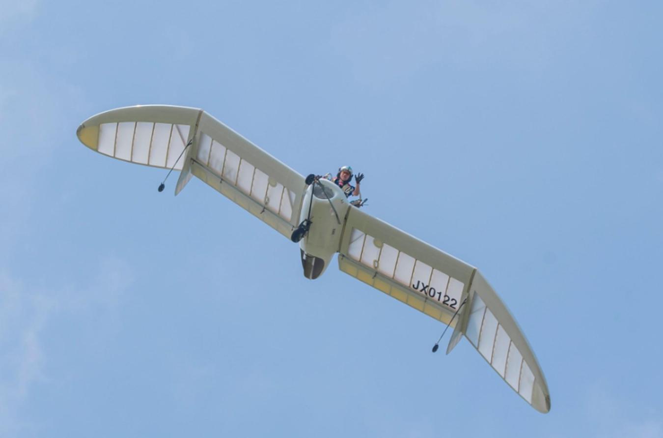 PostPetの開発者が『風の谷のナウシカ』のメーヴェを飛ばすまで(前編)