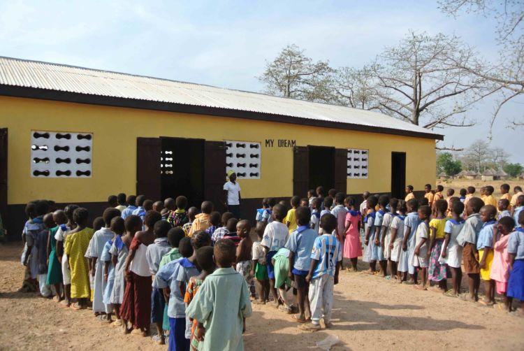 ▲2012年設立のMY DREAM幼稚園