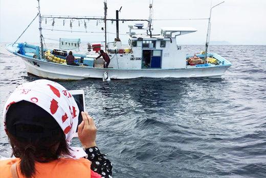 大間マグロ一本釣り漁ウォッチングツアー