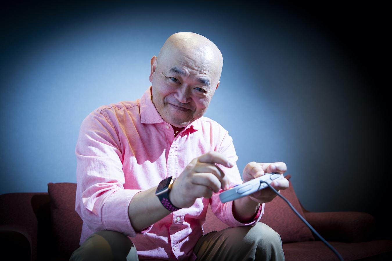 高橋名人が語るプロゲーマーとゲームの「未来」