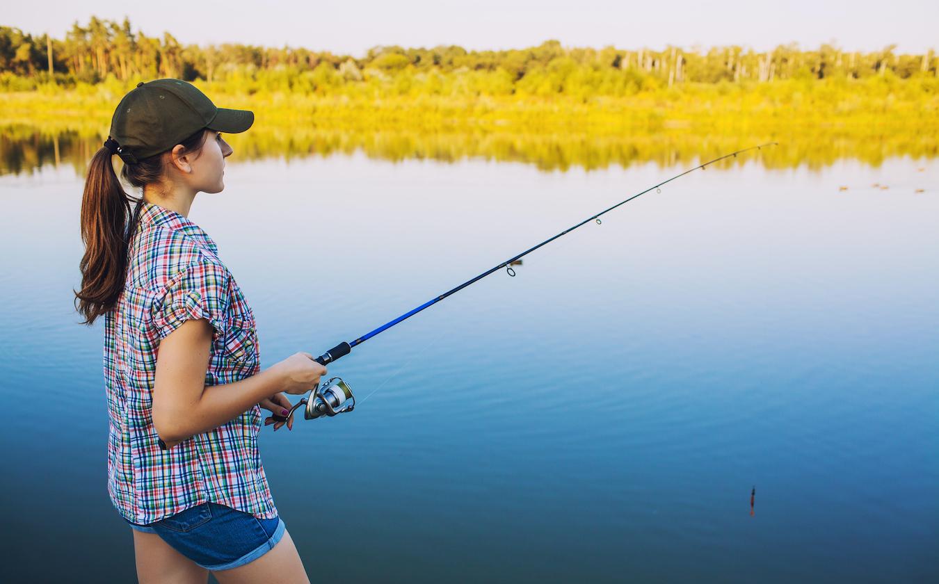 開放的なアクティビティとして注目が集まる釣りに注目