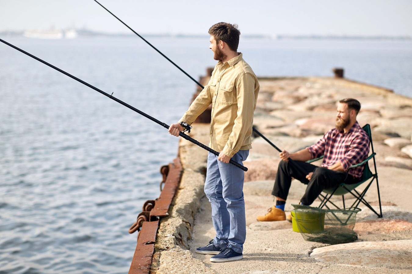 釣りYouTuberも人気