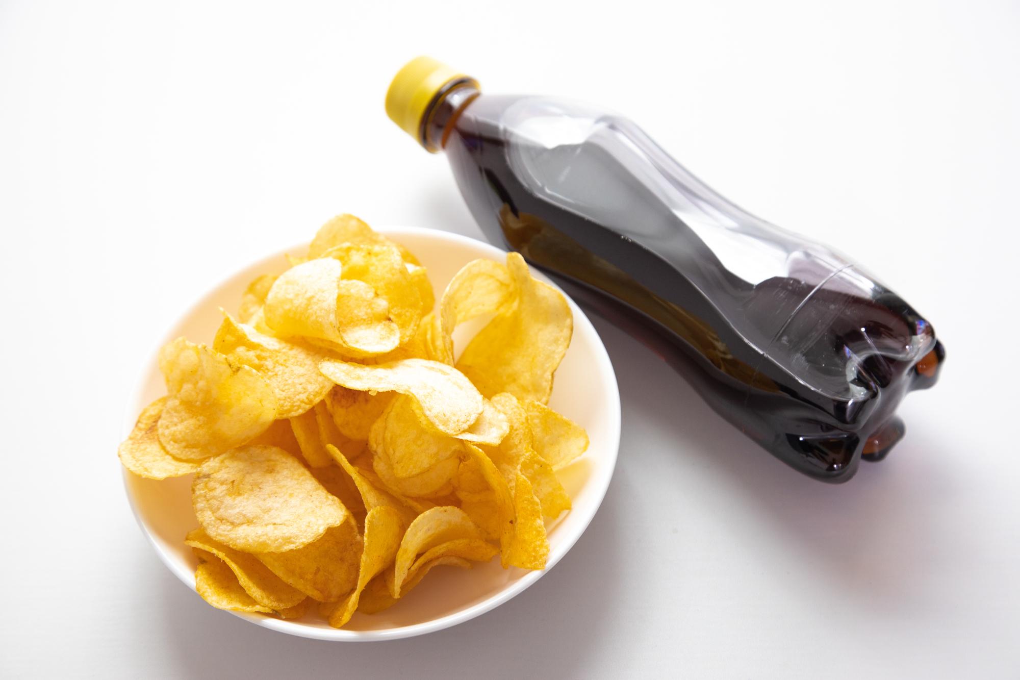 肥満を防止する「ソーダ税」「ポテトチップス税」「脂肪税」