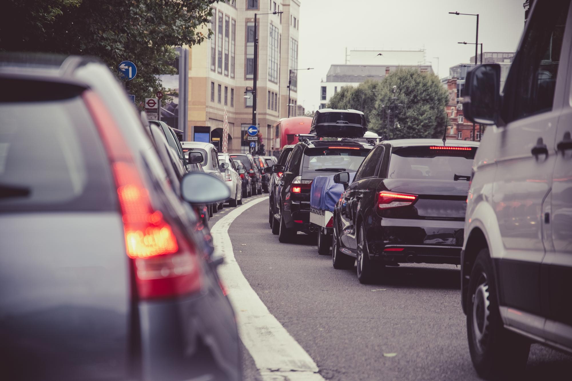 ひどい渋滞を緩和する「渋滞税」