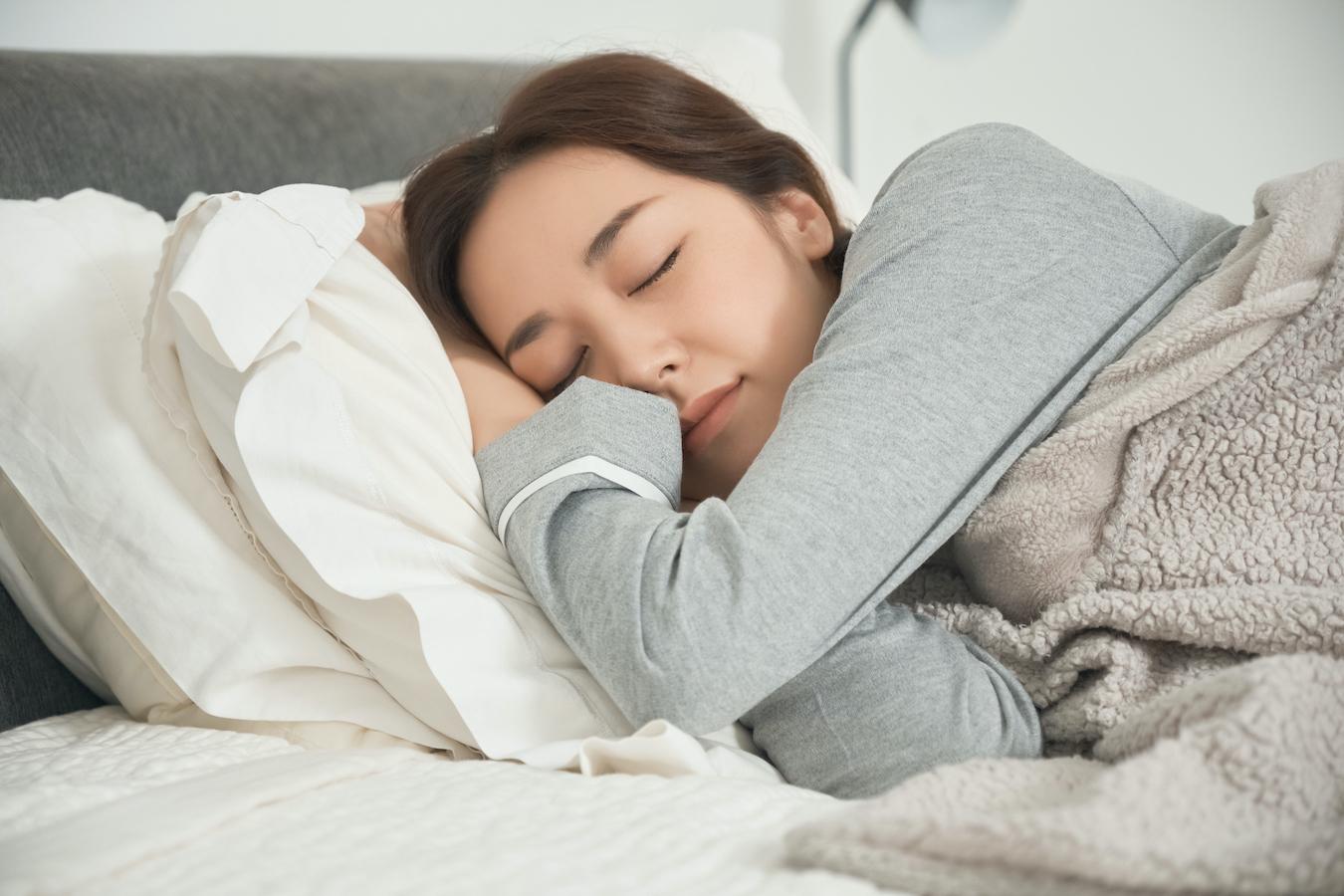 睡眠が改善される