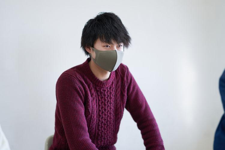 「30代で子供2人を育てる」という将来像を描く﨑濱さん