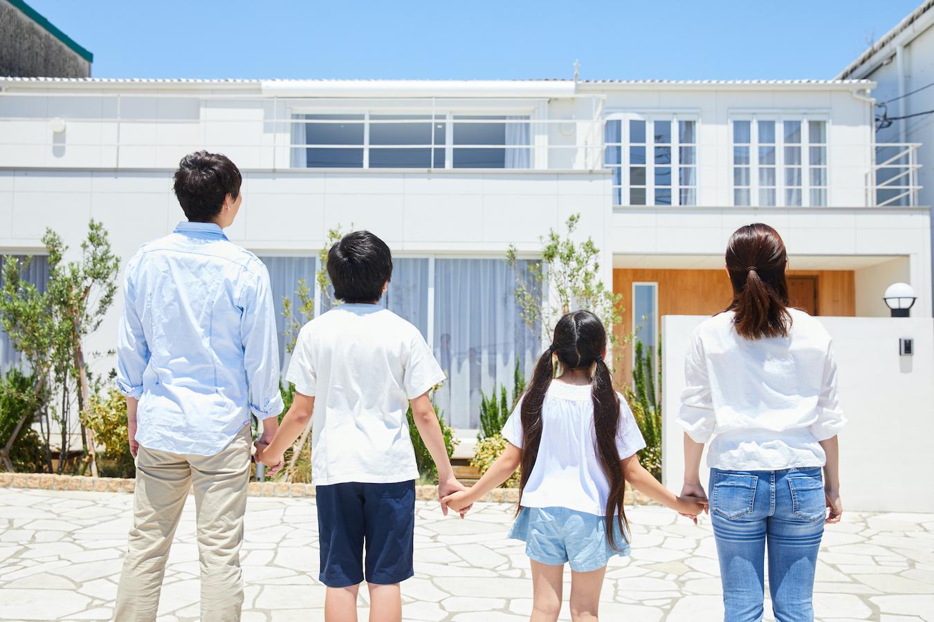 土地購入機会となるマイホーム需要は増加