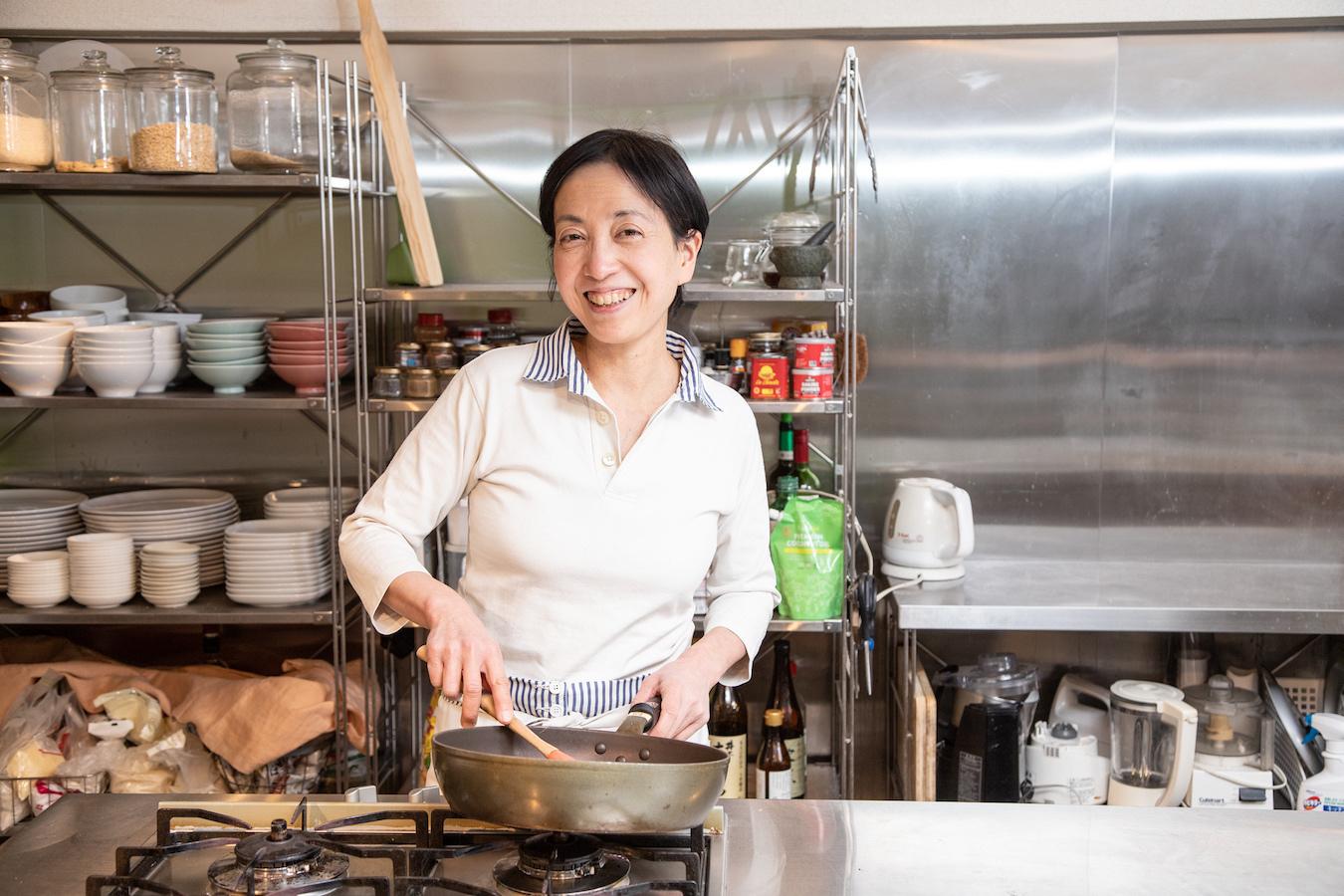 野菜料理研究家が教える、フレキシタリアンで野菜不足解消