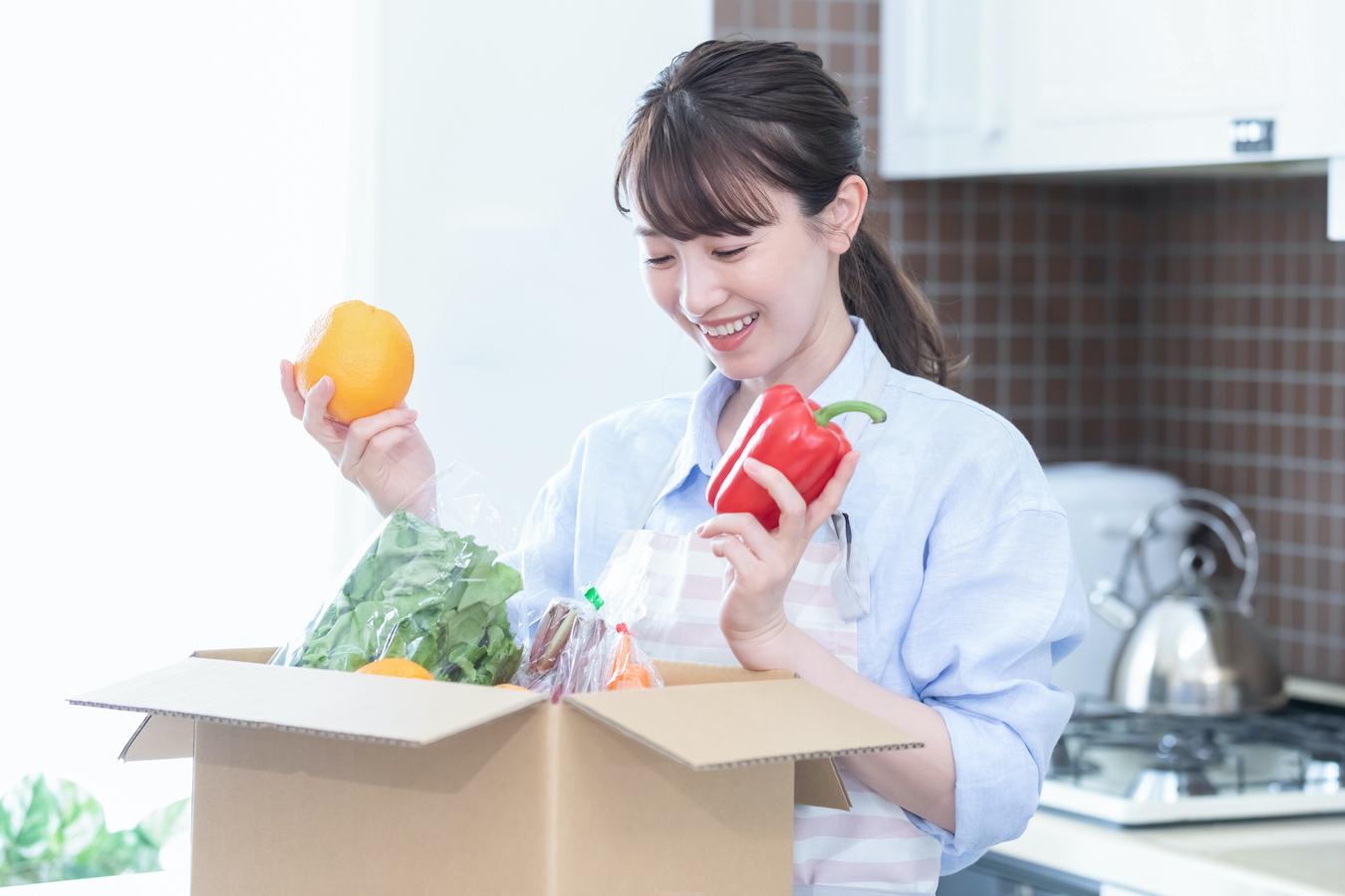 中国のネットスーパー最新事例。注文して30分で生鮮品が到着する。