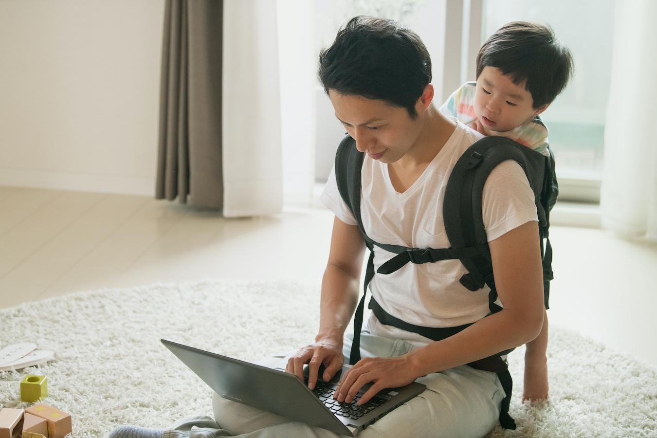 ベビー×テクノロジーで子育てをサポート