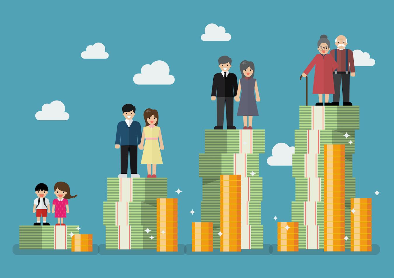 変化する未来においても計画的な資産形成は必要。その理由は?