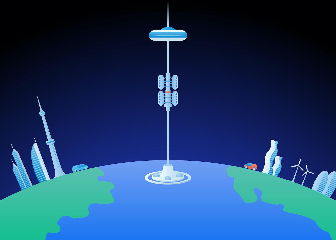 宇宙エレベーターが完成するとどんな良いことがある?