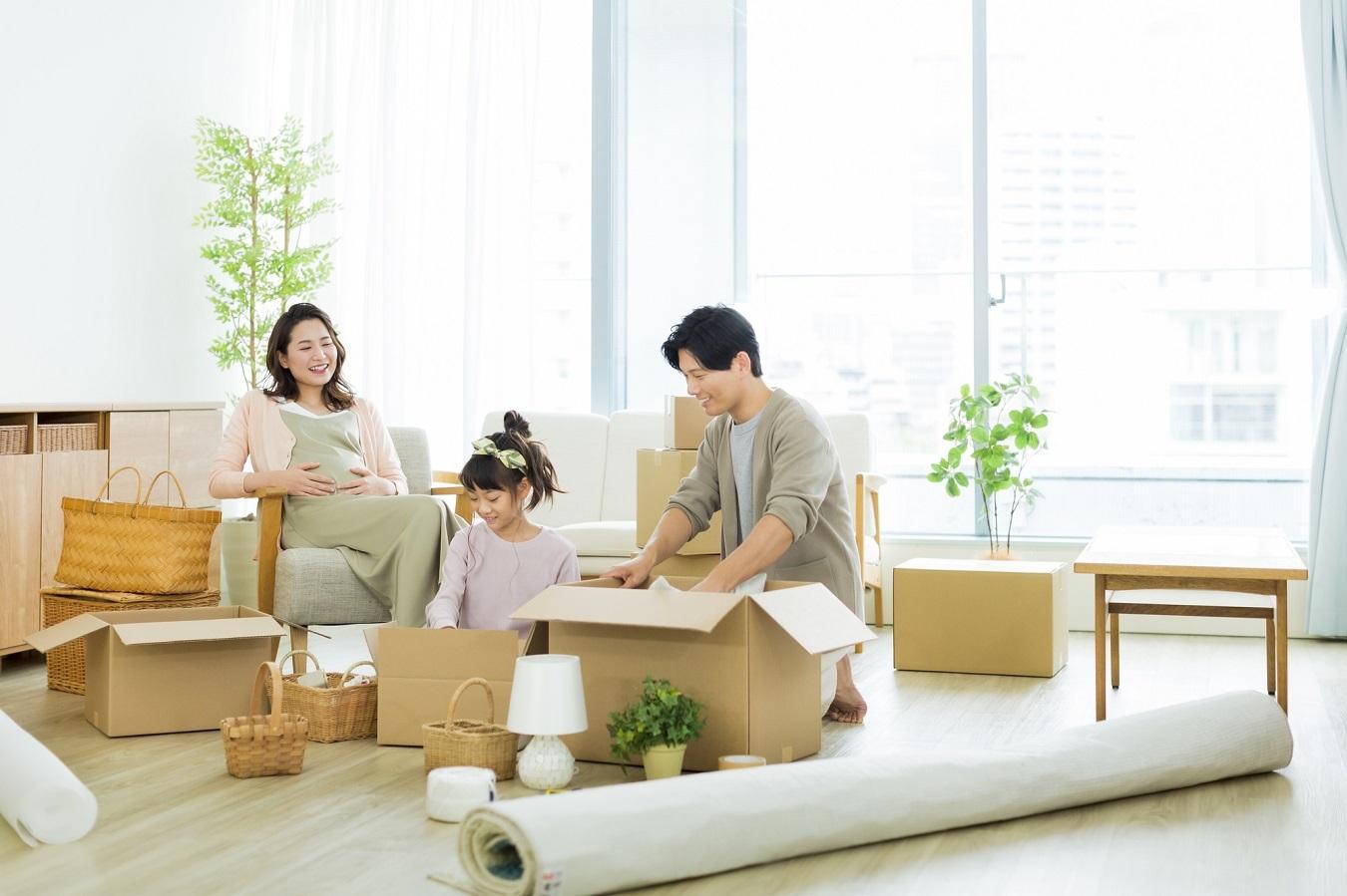 世帯構成に合わせた部屋の広さってあるの?