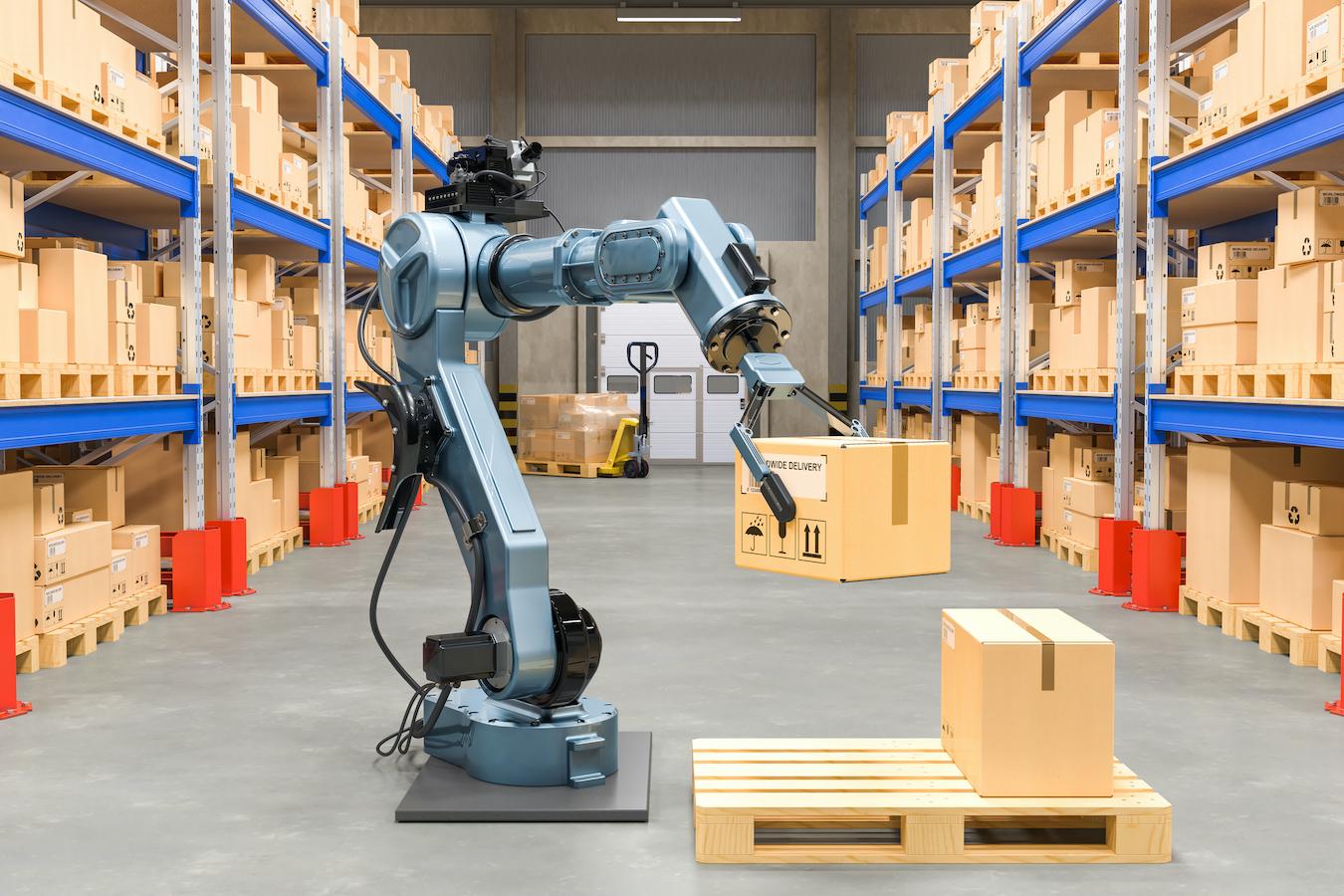 ロボットアームは工業組み立てから食品加工まで幅広く活躍!