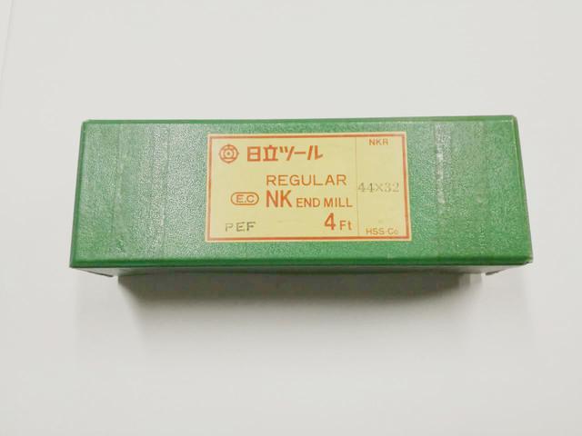 日立ツール ハイス4枚刃エンドミル 4NKR 44X32_画像1