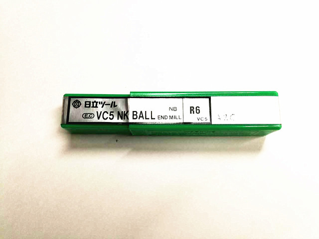 日立ツール NK ボールエンドミル NB 6R_画像1