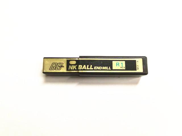 日立ツール GCシリーズ NK ボールエンドミル GCボール E/M 1R_画像1