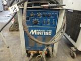 TIG溶接機  MINI150