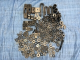ナット他 クランプ工具1山セット Z048090 C6F2-1