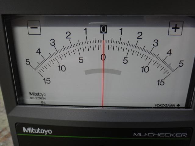 電気マイクロメーター ミツトヨ_画像5