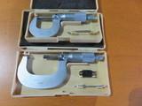 マイクロメーター ミツトヨ M210-25(101-103) M210-50セット