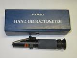 糖度計 アタゴ/ATAGO ATC-1E