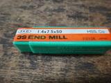 エンドミル  1.4×7.5×50