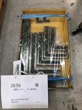 新品 精密平型スコヤー JIS 1級 焼入