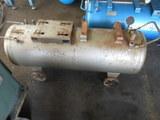 エアータンク 東芝製作所 150リットル タンク 1978年式_画像1