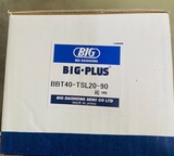 BIG BBT40ーTSL20-90 サイドロックドリルホルダー新品_画像2