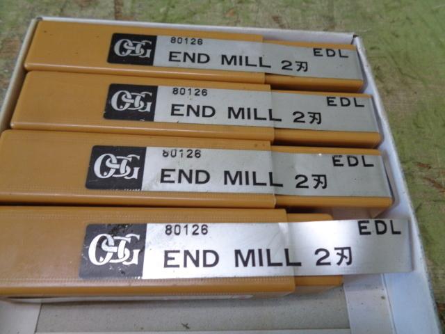 エンドミル OSG EDL 16_画像4