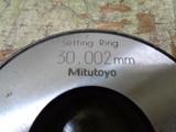 リングゲージ ミツトヨ 30,002_画像2