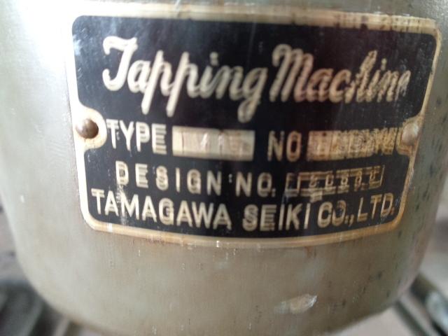 タッピング盤  TM-15_画像4