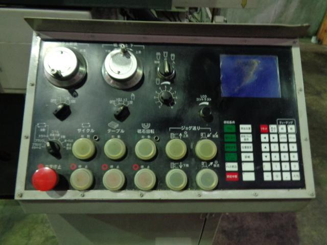 平面研削盤 日立精工 GHL-406NS 1996年式_画像4