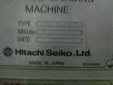 平面研削盤 日立精工 GHL-406NS 1996年式_画像6