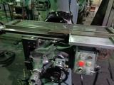 立フライス盤 マキノ KVJP-55 1985年式_画像2