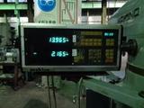 立フライス盤 マキノ KVJP-55 1985年式_画像4