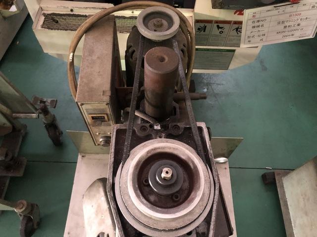 タッピングボール盤 ブラザー BT6-311_画像5