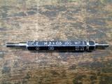 ネジプラグゲージ  M3×0.5