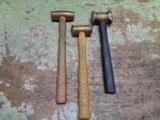 銅ハンマー