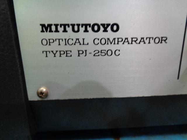 投影機 ミツトヨ PJ-250C_画像4