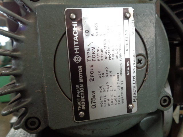 工具研削盤 マキノ YGR-25 1985年式_画像3