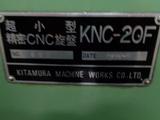 NC旋盤 北村製作所 KNC-20F 1995年式_画像5
