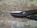 金切りハサミ  直刃 450mm_画像3