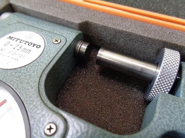 指示マイクロメーター ミツトヨ IDM-25_画像4